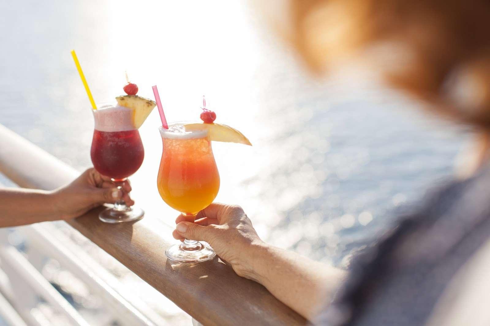 AIDA Cruises bietet jetzt auch neue Getränkepakete – Lieblingsdrinks ...