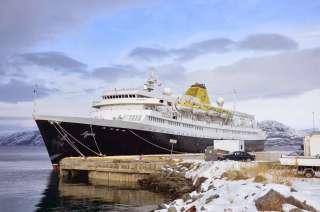 , Reisebericht MS Azores Teil1 – immer Richtung Norden den Trollen entgegen!
