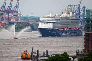 """, Tui-Cruises Taufe """"Mein Schiff 3"""" Termine und Ablaufplan im Hamburg"""
