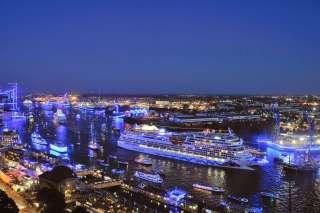 , Hamburg Cruise Days: AIDA Cruises feiert die Hamburg Cruise Days 2014