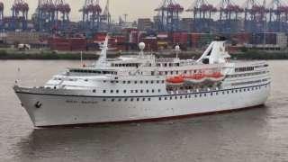 , Kurz – Test – Besuch auf der MS Ocean Majesty von Hansa Touristik in Hamburg!