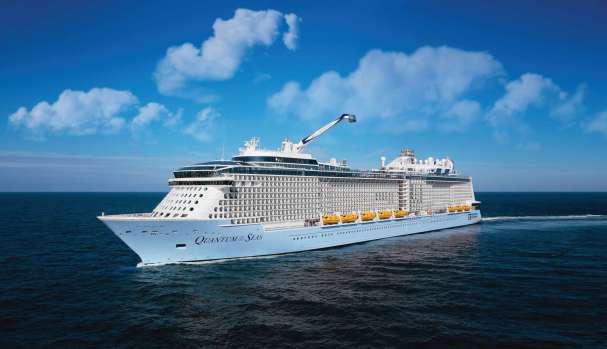 Quantum of the Seas  corona