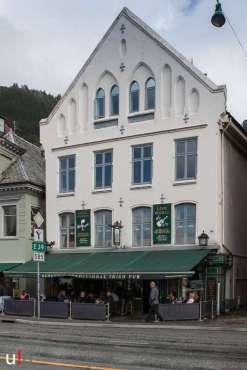 Scuffy Murphy's Großartiger Geheimtipp für Livemusik in Bergen.