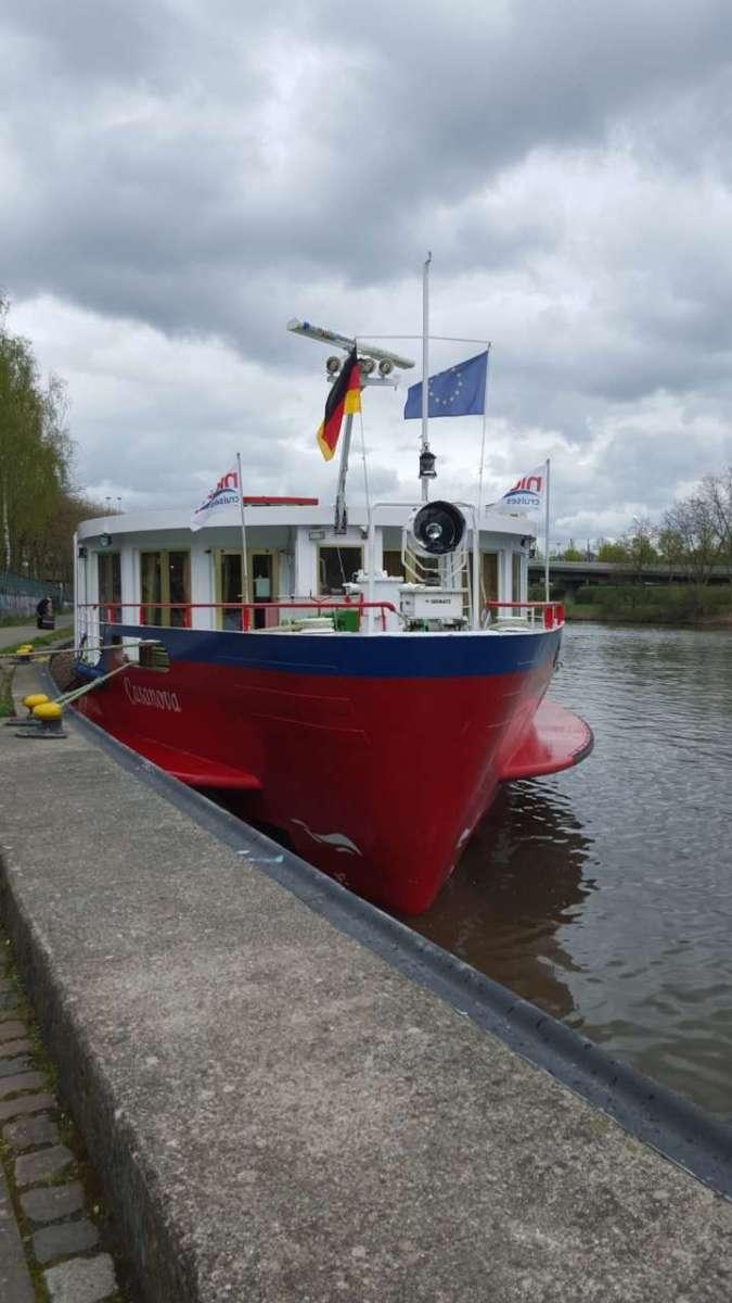 MS Casanova - Fahrt in den Frühling auf Deutschlands Flüssen!