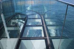 skywalk auf AIDAprima