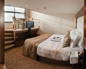 Suite über 2 Ebenen suite on 2 levels