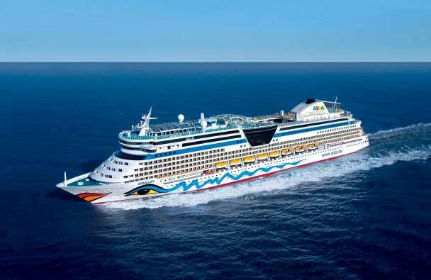 AIDA Cruises Asien