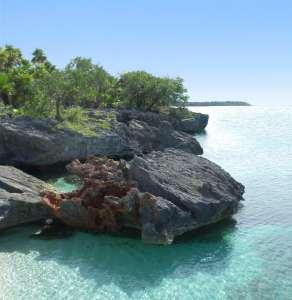 Cuba, Isla de la Juventud - Punta Frances Marine National Park