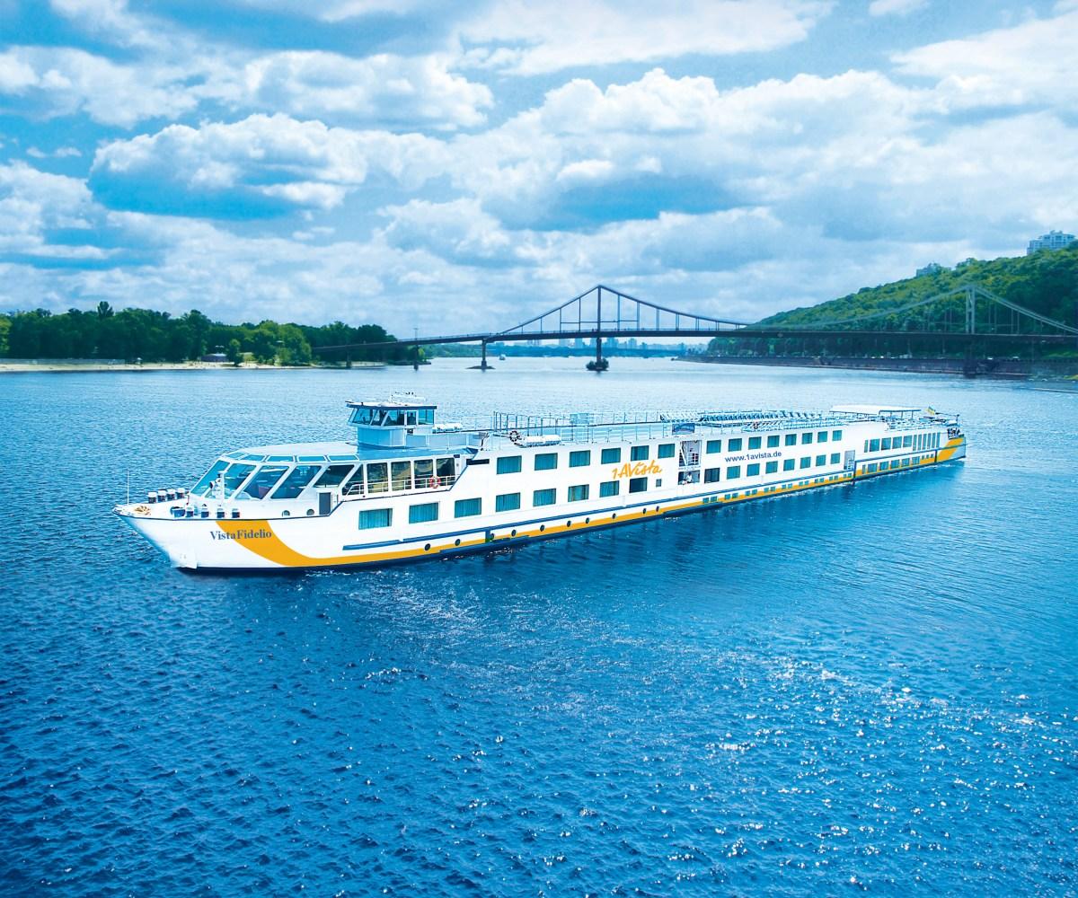 Reise/Testbericht 1 -  MS  VistaFidelio - Donau