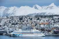 AIDAcara_Tromso