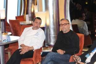 rechts: Bruno Barbieri