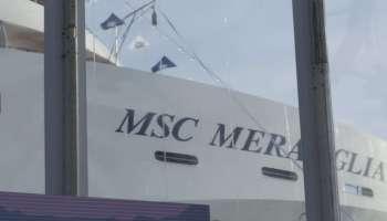 Die msc meraviglia setzt mit digitalen gästezentrierten services