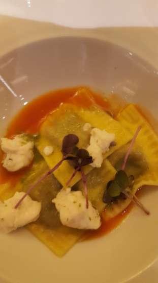 MSC Meraviglia Taufe Dinner