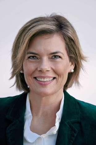 Julia Klöckner, Vorsitzende der CDU Rheinland-Pfalz und CDU-Fraktionsvorsitzende im Landtag
