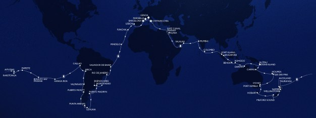WORLD_CRUISE_2020_Itinerary