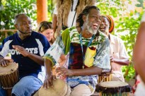 Montego_Bay_Drumming_circle_AIDA_s