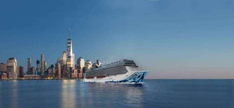 Norwegian Cruise Line_Norwegian Bliss_NY