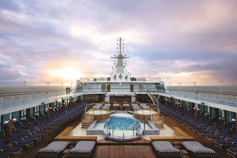 Oceania Cruises alternative küche