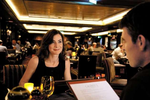Norwegian Cruise Line Dining