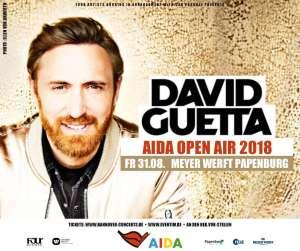 AIDAnova David Guetta