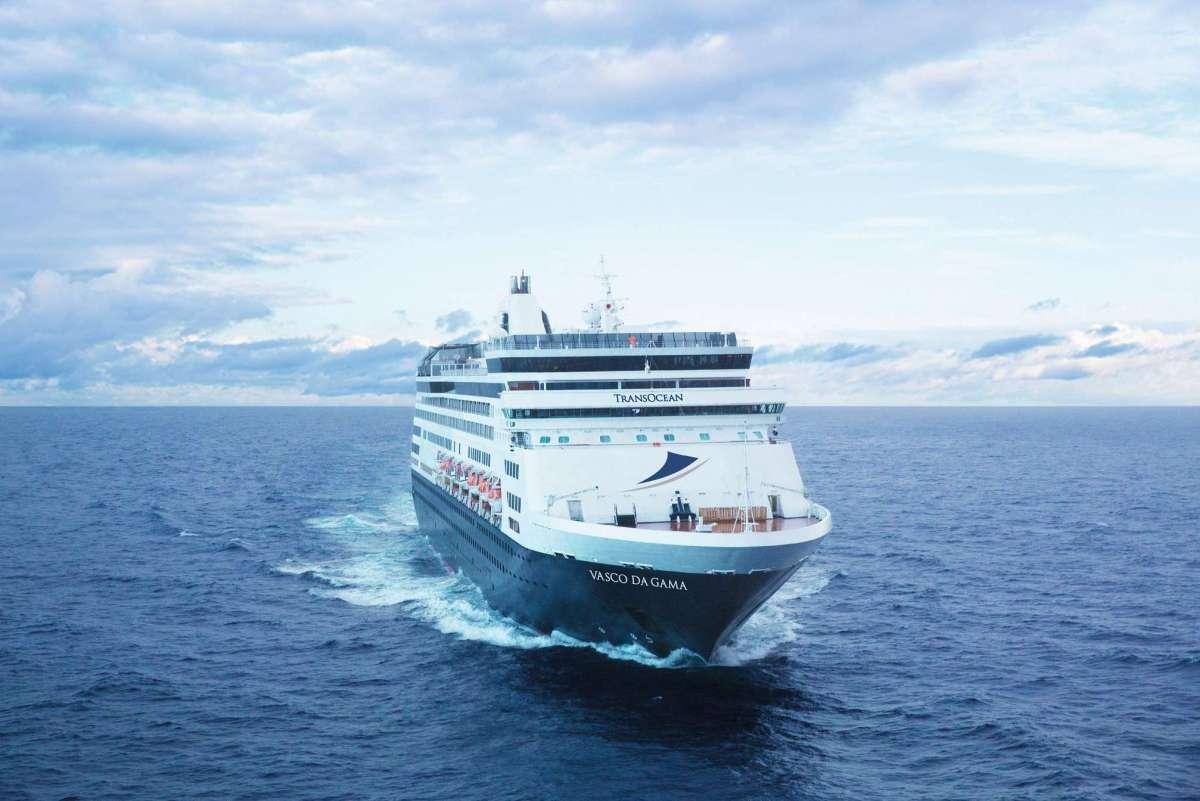 Neuestes Schiff  heißt MS VASCO DA GAMA
