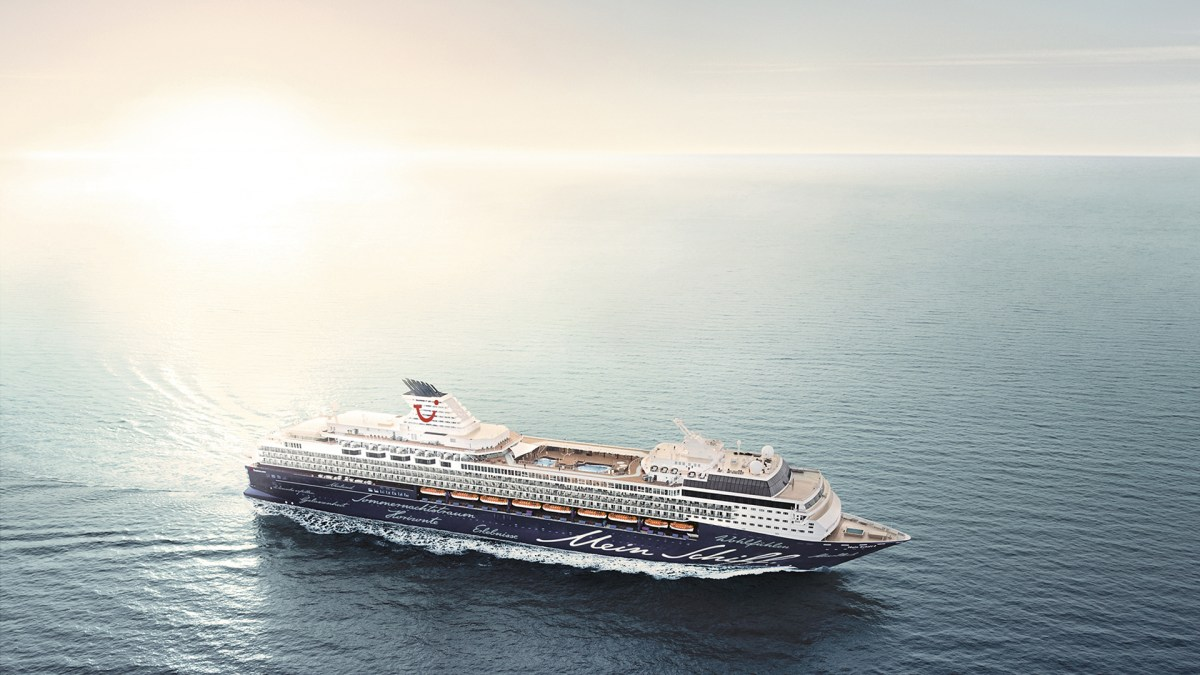 """Mein Schiff 2 bleibt in der Flotte mit neuen Namen """"Herz"""""""
