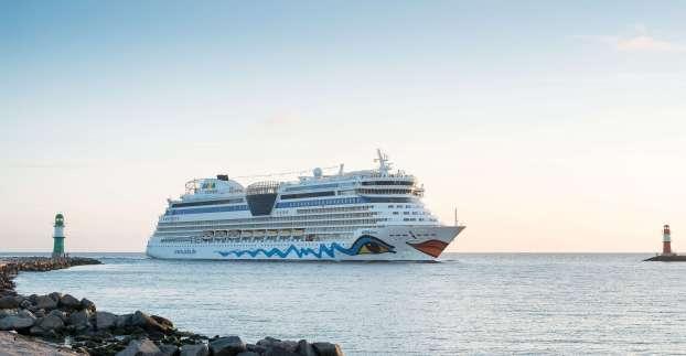 AIDA Cruises Rostock