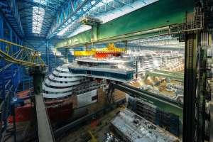 AIDAnova Werft