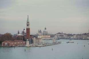Ausfahrt Venedig