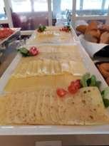 Frühstück MS Alena