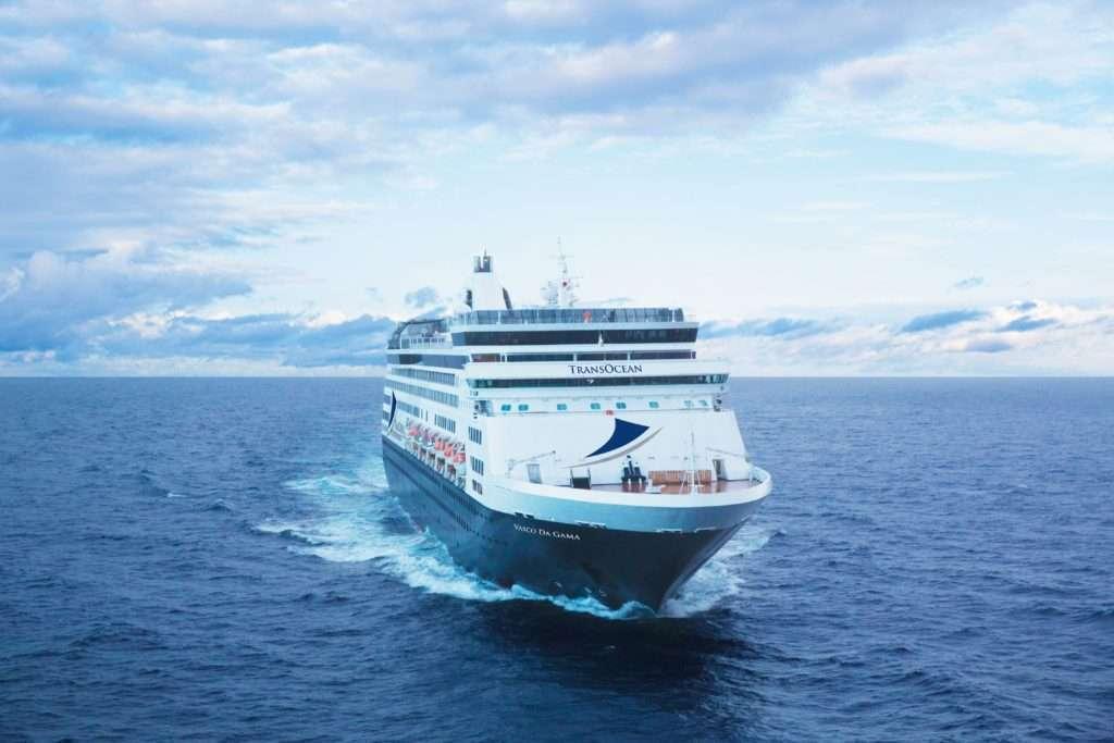 MS VASCO DA GAMA kreuzt ab 2019 für TransOcean – Neuer Katalog ab sofort erhältlich