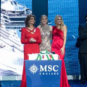 Bilder Taufe MSC Seaview