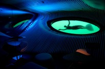 PONANT Unterwasser-Lounge Blue Eye @ Studio Ponant - L. Patricot