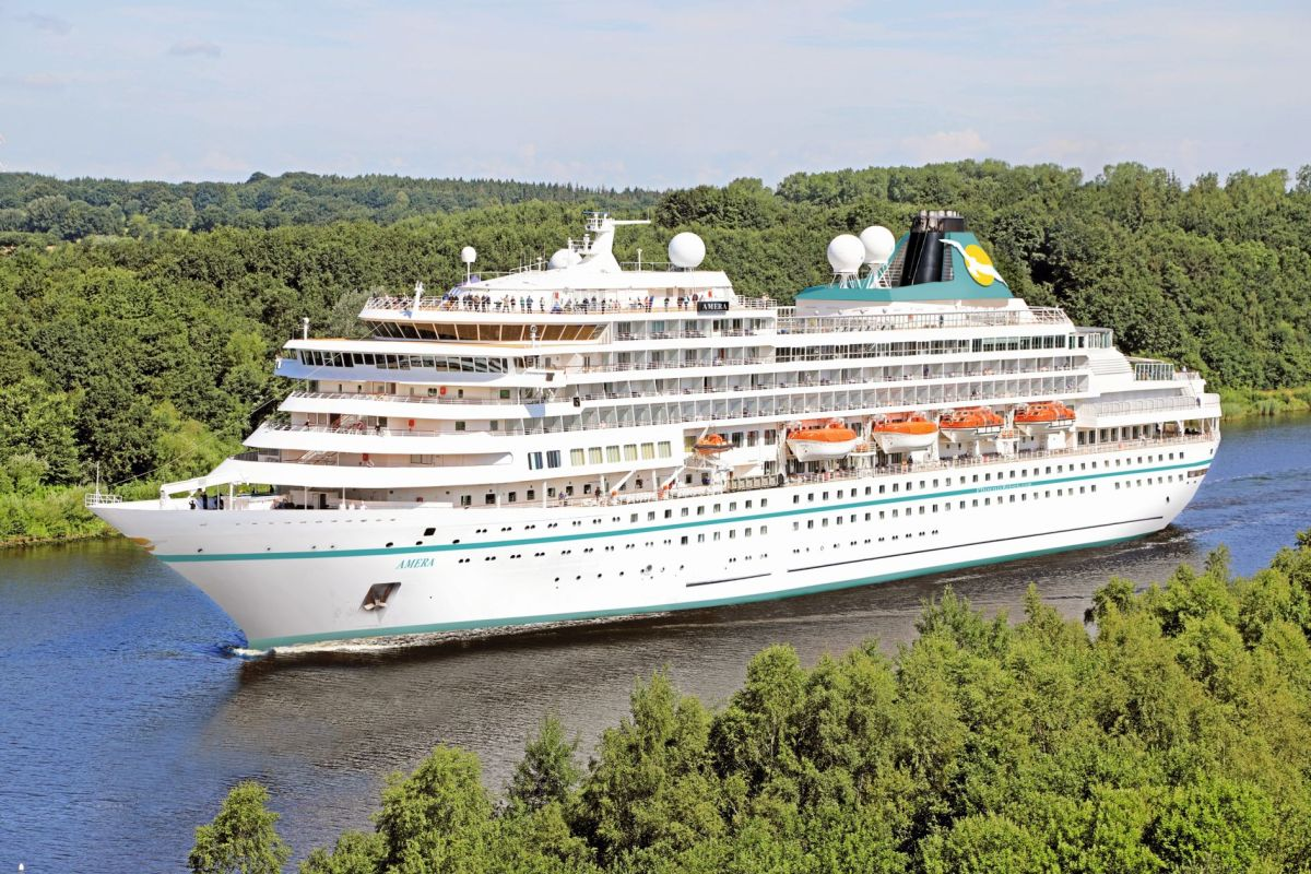 Phoenix Kreuzfahrten ..neues Schiff MS Amera ab 2019
