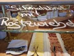 Bufett Restaurant Berlin auf der MS Deutschland