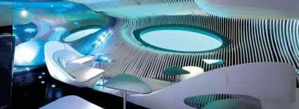 PONANT Le Lapérouse - Unterwasser-Lounge Blue Eye © PONANT - Christophe ...