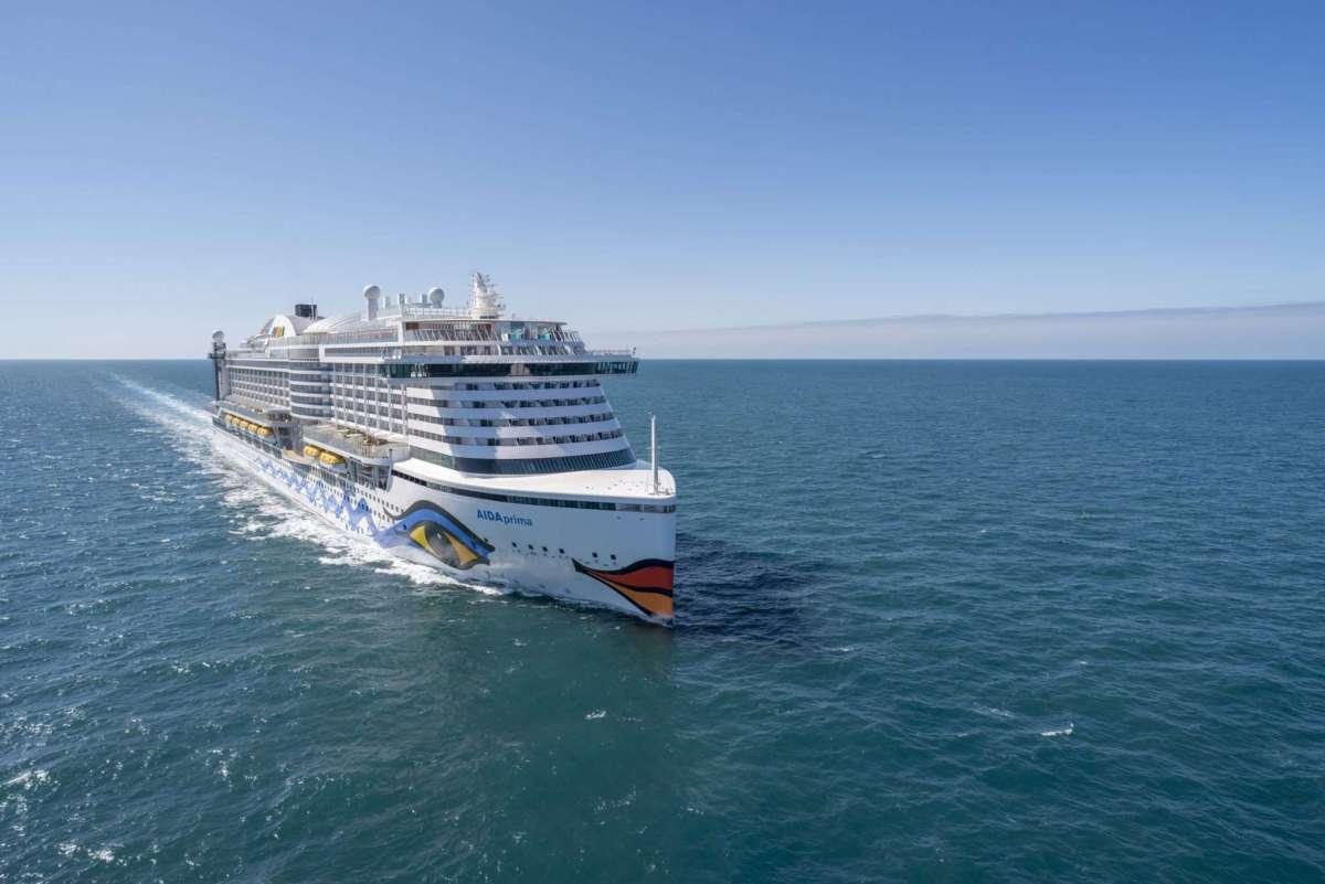 AIDA: Transkreuzfahrten im Frühjahr 2019