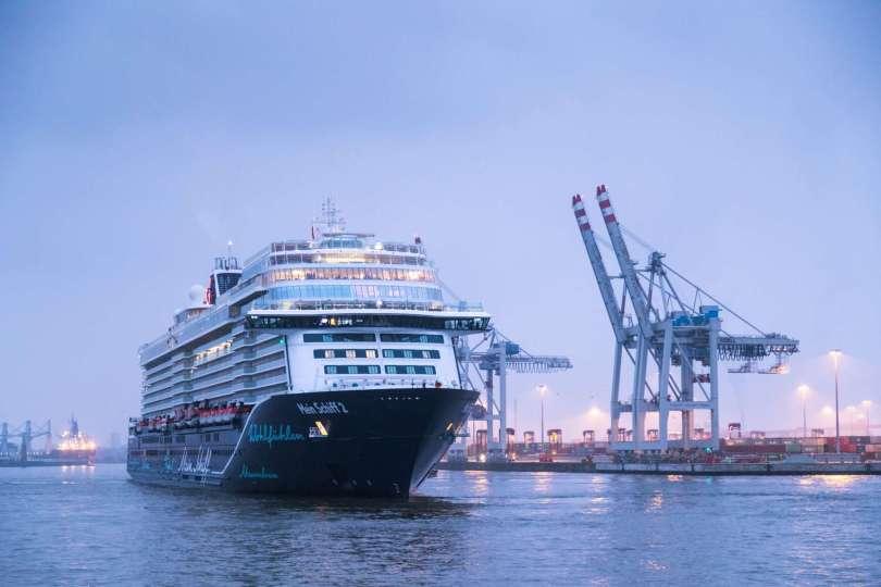 Mein Schiff 2 Hamburg