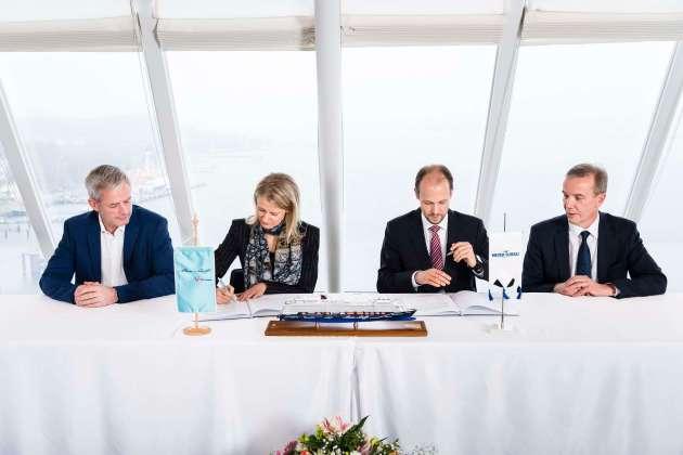 Tui Cruises Flottenerweiterung