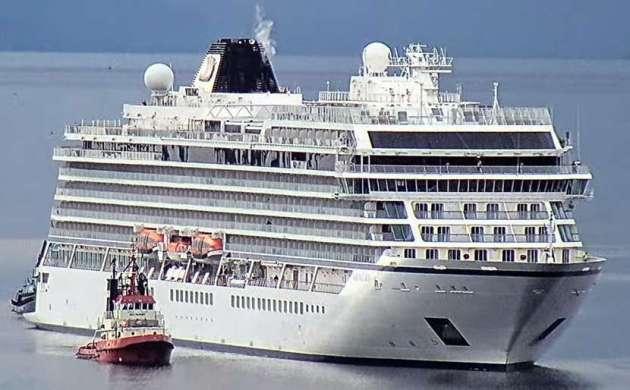Viking Cruises Rettung