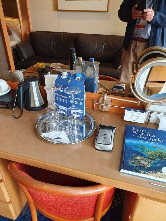 , Reisebericht, mit dem Kreuzfahrttester unterwegs – MS Vasco da Gama Teil 1.