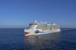 AIDAnova Umweltschutz Nachhaltigkeit, AIDAnova erhält den Blauen Engel für umweltfreundliches Schiffsdesign