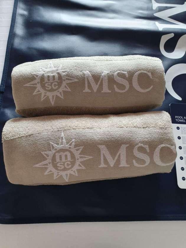 , MSC Grandiosa Test –  1Teil: Kabinenwelten