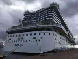 Reisebericht AIDAnova / AIDA Cruises, Reisebericht AIDAnova Teil 2 – Puerto del Rosario & Schiffserkundung & Tapas