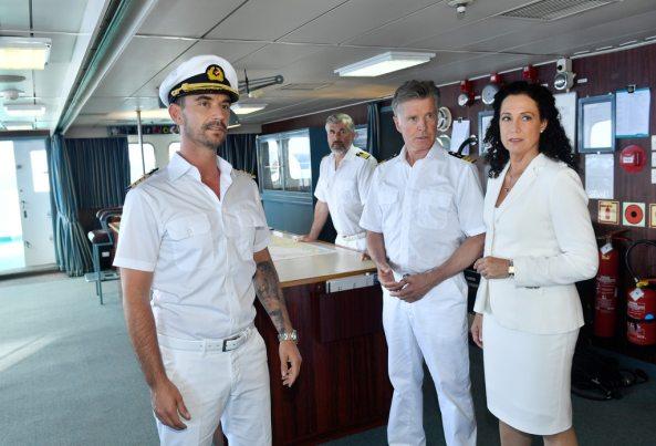 , Erste Folgen mit Florian Silbereisen als Kapitän Max Parger