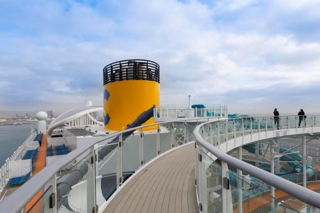 Costa Kreuzfahrten Neustart