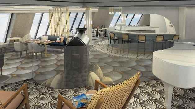 mein schiff 4 umbau Werft, Facelift für die Mein Schiff 4: Umbau im Trockendock in Marseille