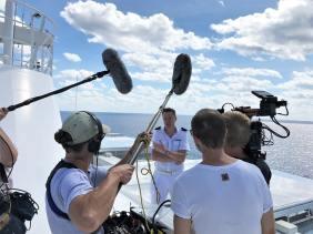 """Servus TV neue Doku Serie mit Mein Schiff Tui Cruises, """"Lust auf Meer"""" an Bord der Mein Schiff 1"""