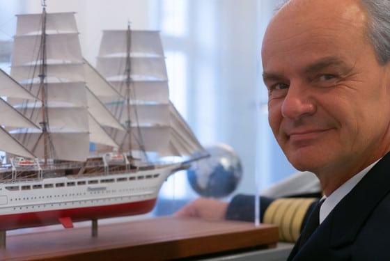 Kapitän Gerald Schöber