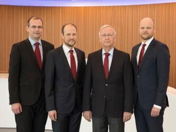 Führungswechsel Meyer Werft